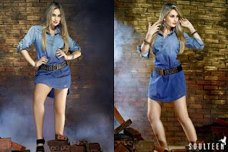 Modelo de vestido country curto - dicas e fotos
