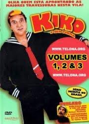 Filme Poster Kiko e Sua Turma Volumes 1, 2 e 3 DVDRip Dublado XviD & RMVB