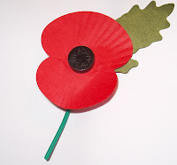 armistice day remembrance poppy for peace