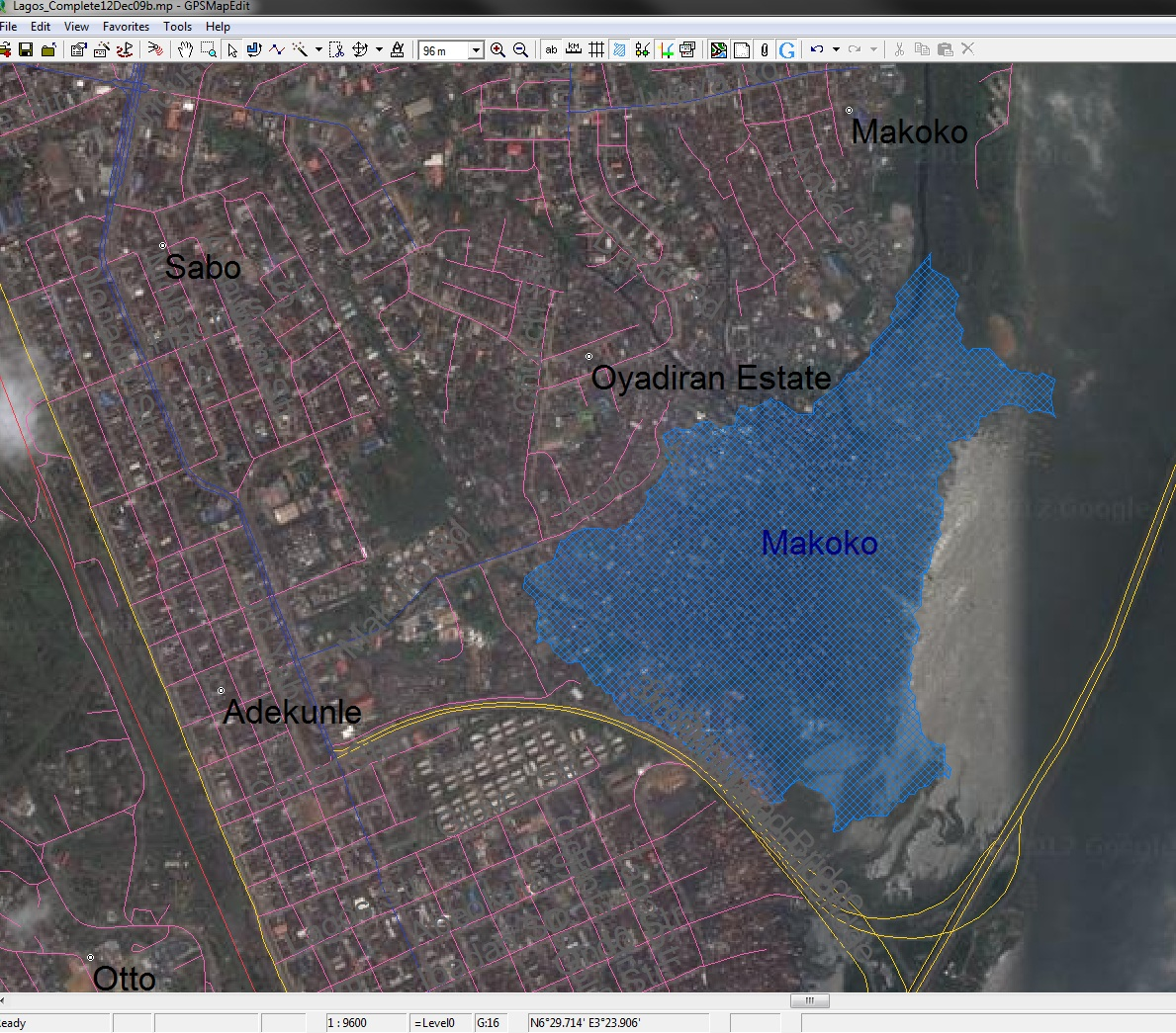 How Nigerian Surveyors And Mapping Community Can Take Advantage Of - Google world map satellite free