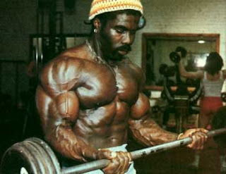 Robby Robinson Bodybuilder