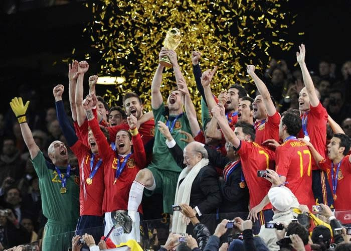Anuario deportivo del 2010