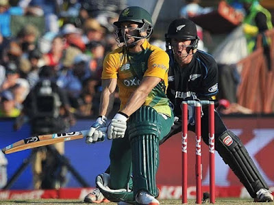 New Zealand vs South Africa 3 ODI Series