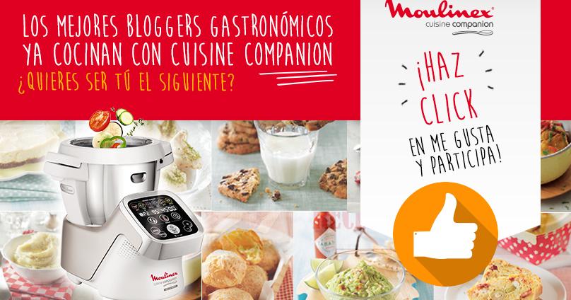 La cocina de aficionado quieres llevarte a casa un robot for Moulinex cuisine companion recensioni