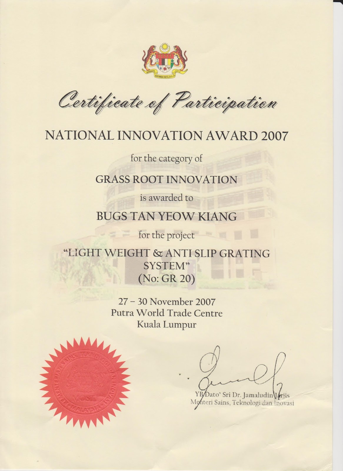 Bugs Tan Accolades Testimony And Appointments 2006 To 2010