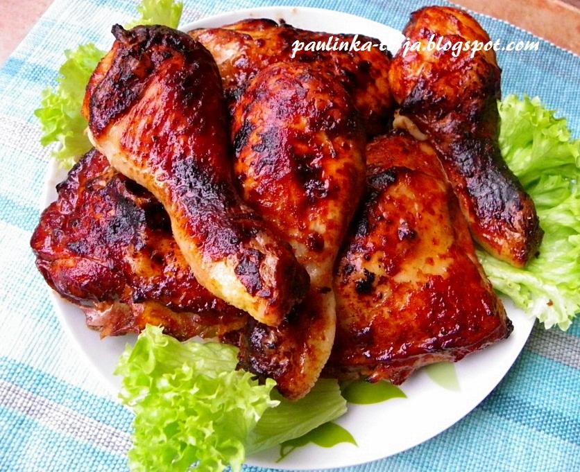Smak Mojej Kuchni Kurczak Pieczony W Coca Coli