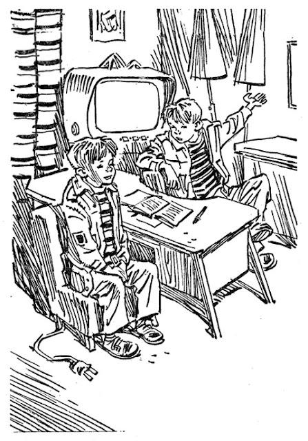 рисунок на тему электроник