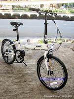 C Sepeda Lipat  Oyama Skyline Pro-M700