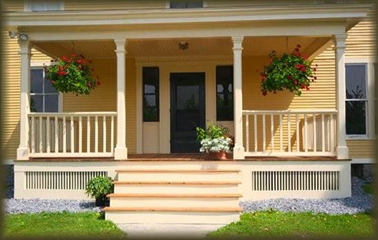 Деревянное крыльцо для частного дома фото своими руками