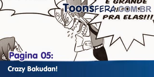 Crazy Bakudan!