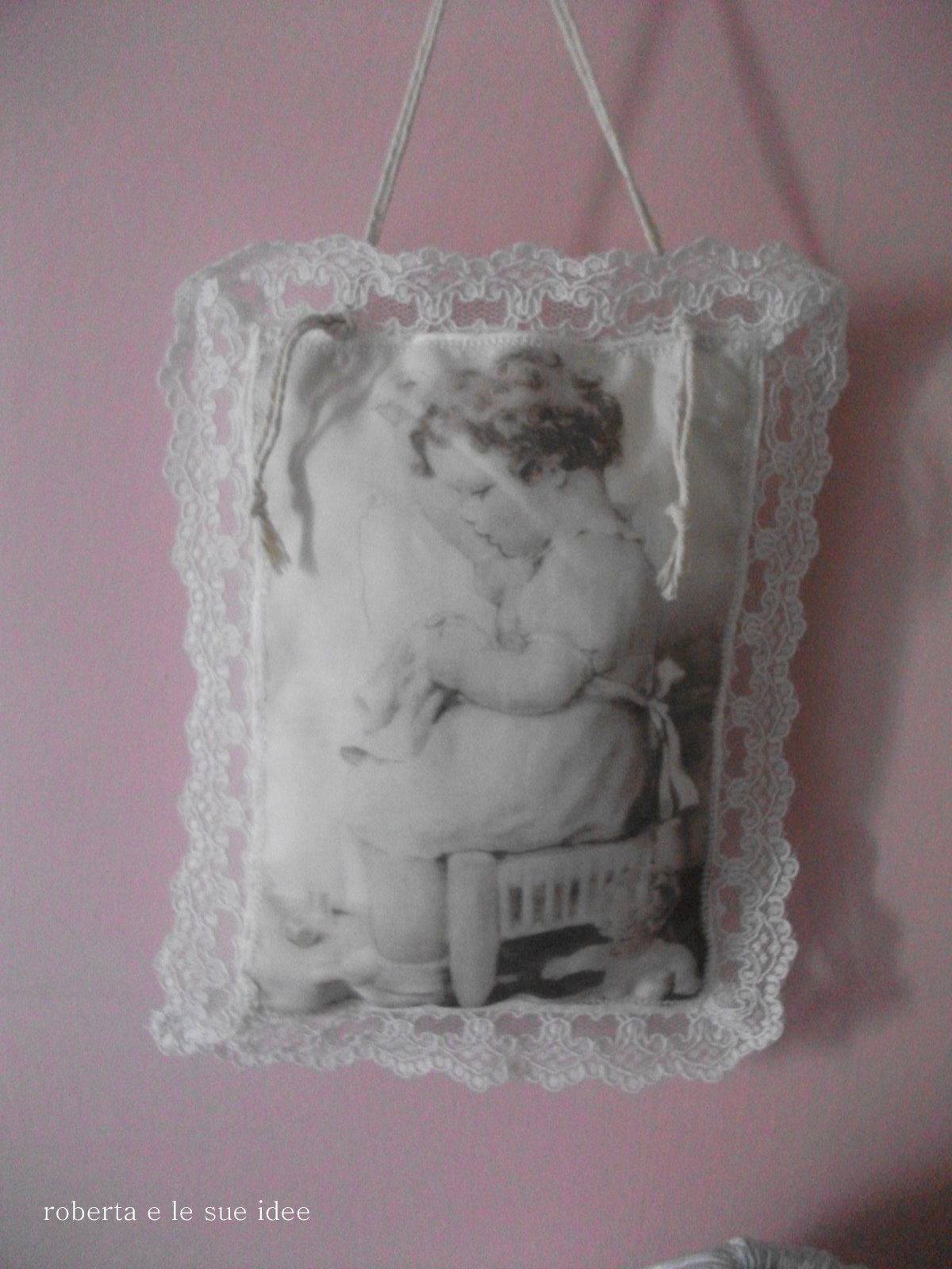 Roberta e le sue idee cuscinetti porta lavanda - Porta cuscinetti ...