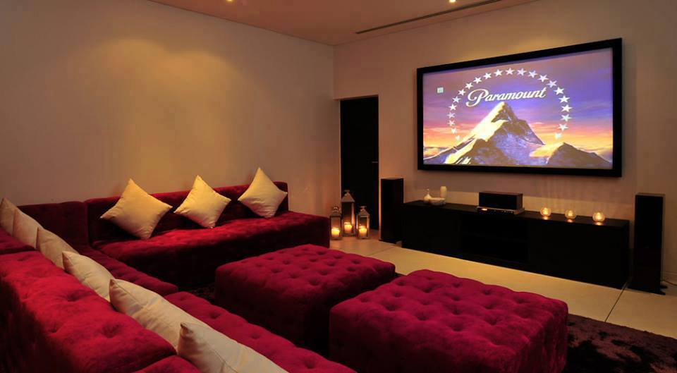 Unique Home Theater Ideas 4