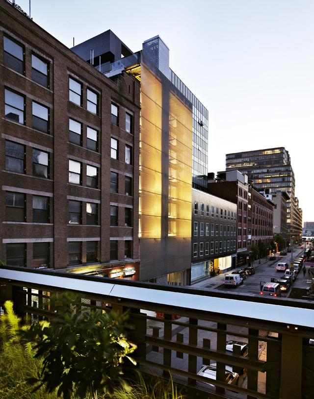 Gitwiddit hotel americano new york city for Hotel americano nyc