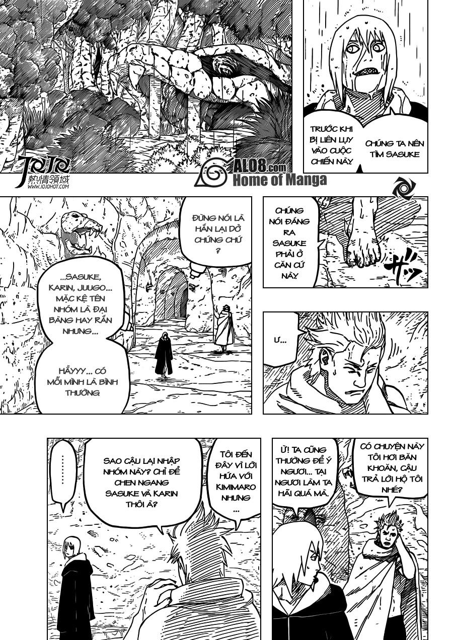 Naruto chap 574 Trang 3 - Mangak.info