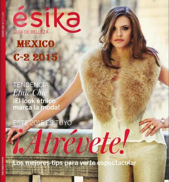 Catalogo Esika Campaña 2 2015 Mexico