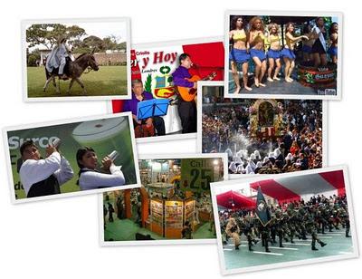 Festividades de Lima