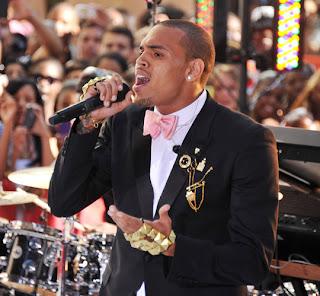 Chris Brown Strip