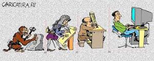 EVOLUCIÓN DE LA ESCRITURA Y DE LA COMUNICACIÓN HUMANA