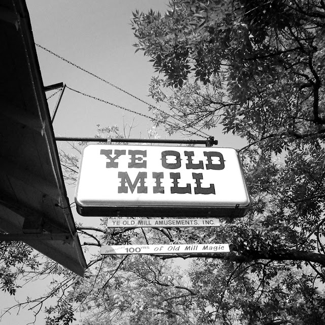 Ye Old Mill Ride at the Minnesota State Fair