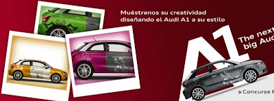 AUTOS AUDI CONCURSO INTERNACIONAL 2011