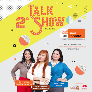 2º TalkShow Recrie-se