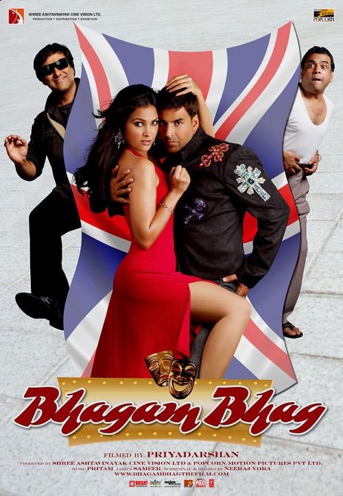 Bhagam Bhag 2006 Hindi Full Movie Watch Online