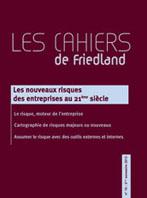 Couverture du livre : Les nouveaux risques des entreprises au 21ème siècle