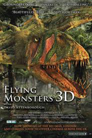 Thằn Lằn Bay - Flying Monsters With... (2011)