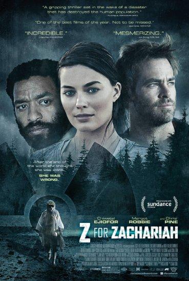 Tình Yêu Ngày Tận Thế - Z for Zachariah - 2015