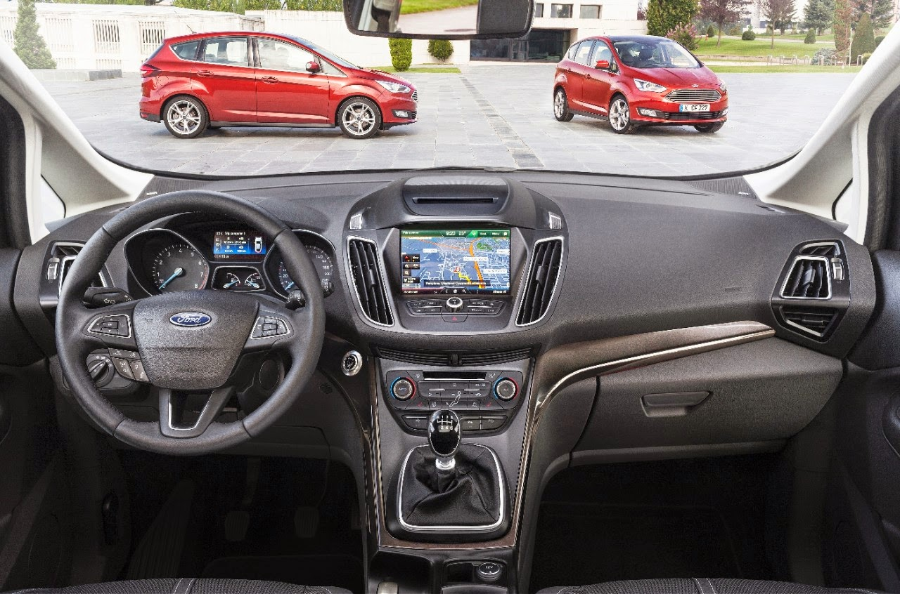 Der neue Ford C-Max und Grand C-Max | Fahrspass24
