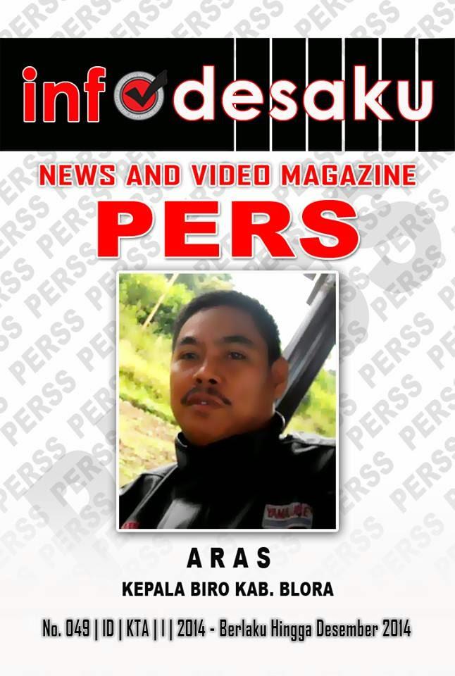 Perwakilan Majalah Infodesaku