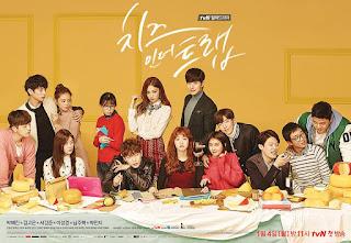DRAMA KOREA 2016 Cheese In The Trap