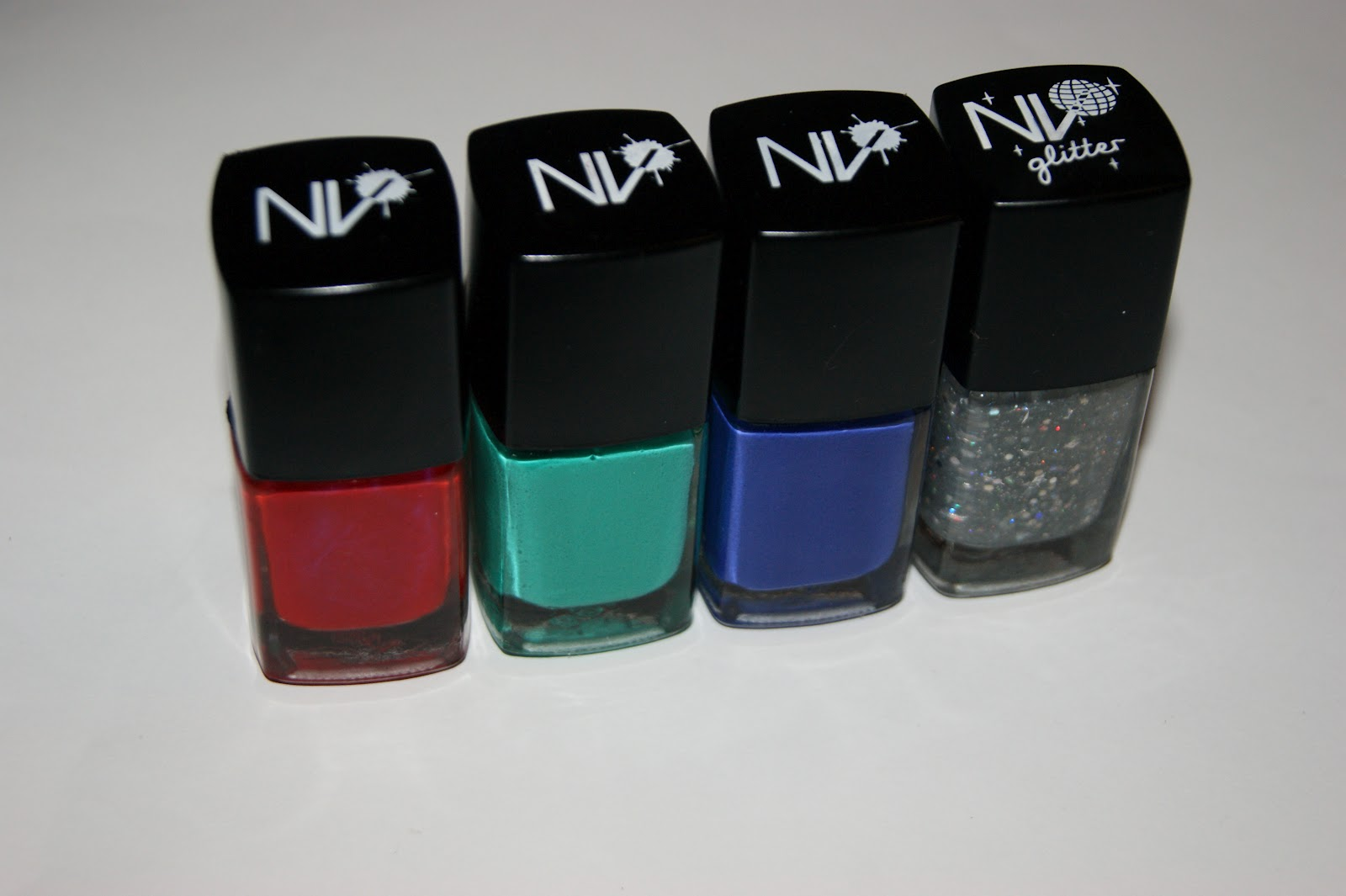 NV Nail Polishes - Review | The Sunday Girl