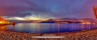 How to photograph a night time panorama with your camera by Chris Gardiner Photography www.cgardiner.ca Kelowna, BC, Canada November 2013