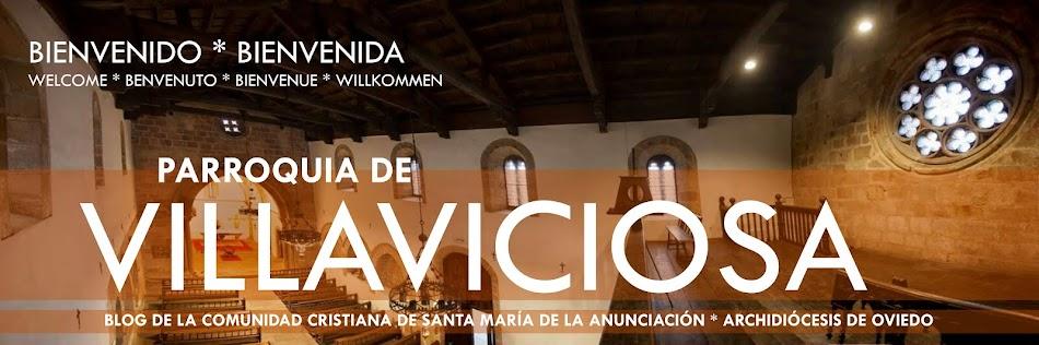 PARROQUIA DE VILLAVICIOSA ASTURIAS