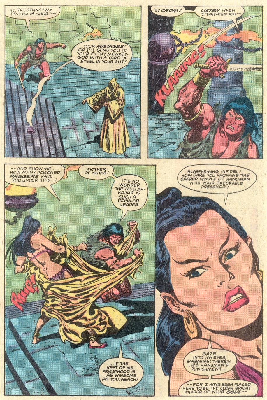 Conan the Barbarian (1970) Issue #117 #129 - English 7