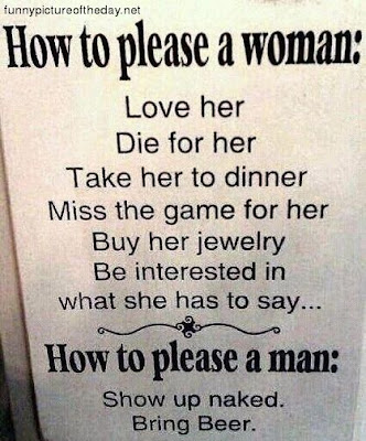 How To Please A Man vs Woman Funny Truth