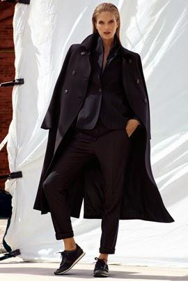 Massimo Dutti moda invierno mujer lookbook