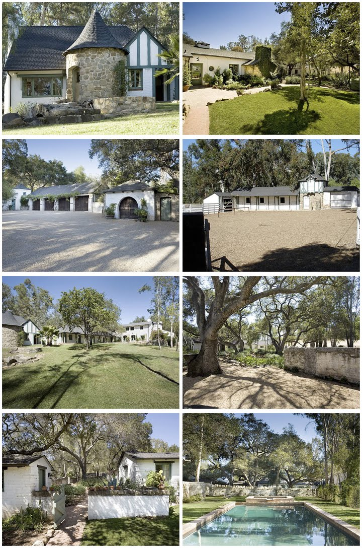 Real estate agent property revisit reese witherspoon 39 s for Ojai celebrities