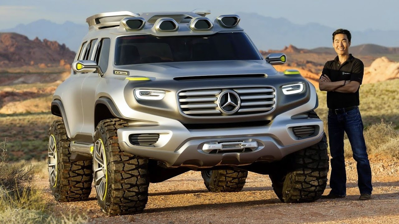 Mercedes Benz Ener G Force >> 2012 Mercedes-Benz Ener-G-Force Konsept Tanıtıldı - Turkeycarblog