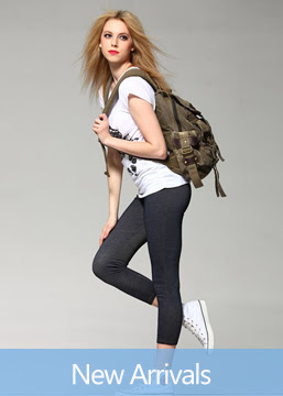 Fashionable Women Backpacks Trend 2012