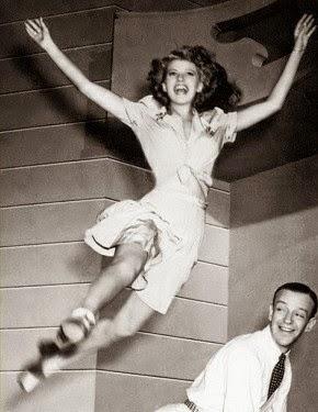Rita, su salto, su valentía, su alegría, su decisión