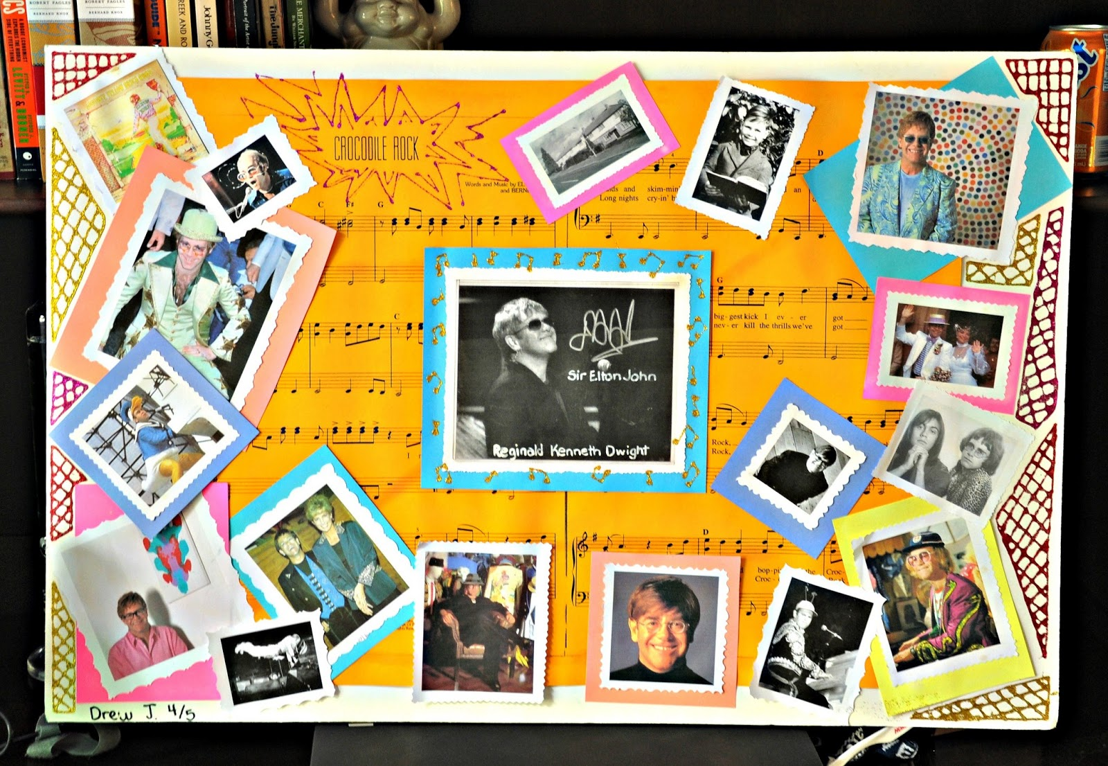 Creative poster board ideas for school project