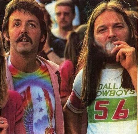 Paul & David