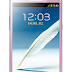 Samsung Launches Galaxy Note II in Pink Color, Valentine Day Special