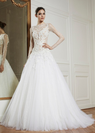 Zuhair Murad 2013 Spring Bridal Wedding Dresses - World of Bridal
