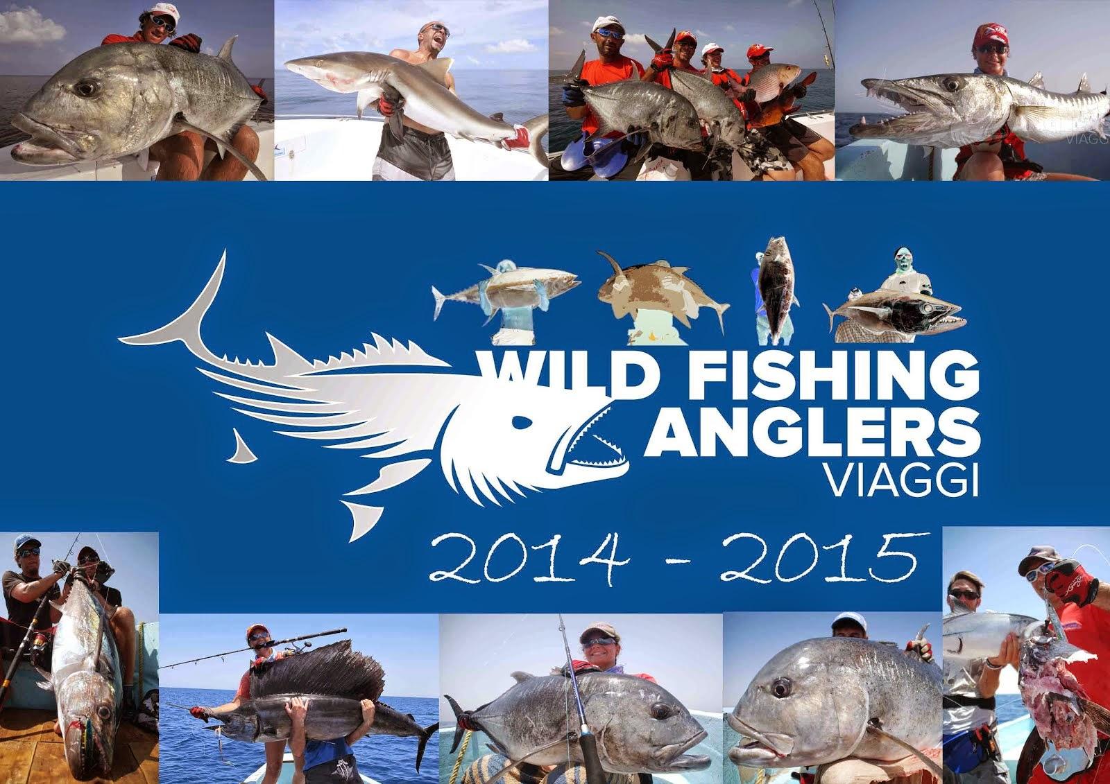 FISHING TRIP 2014 2015 WFA