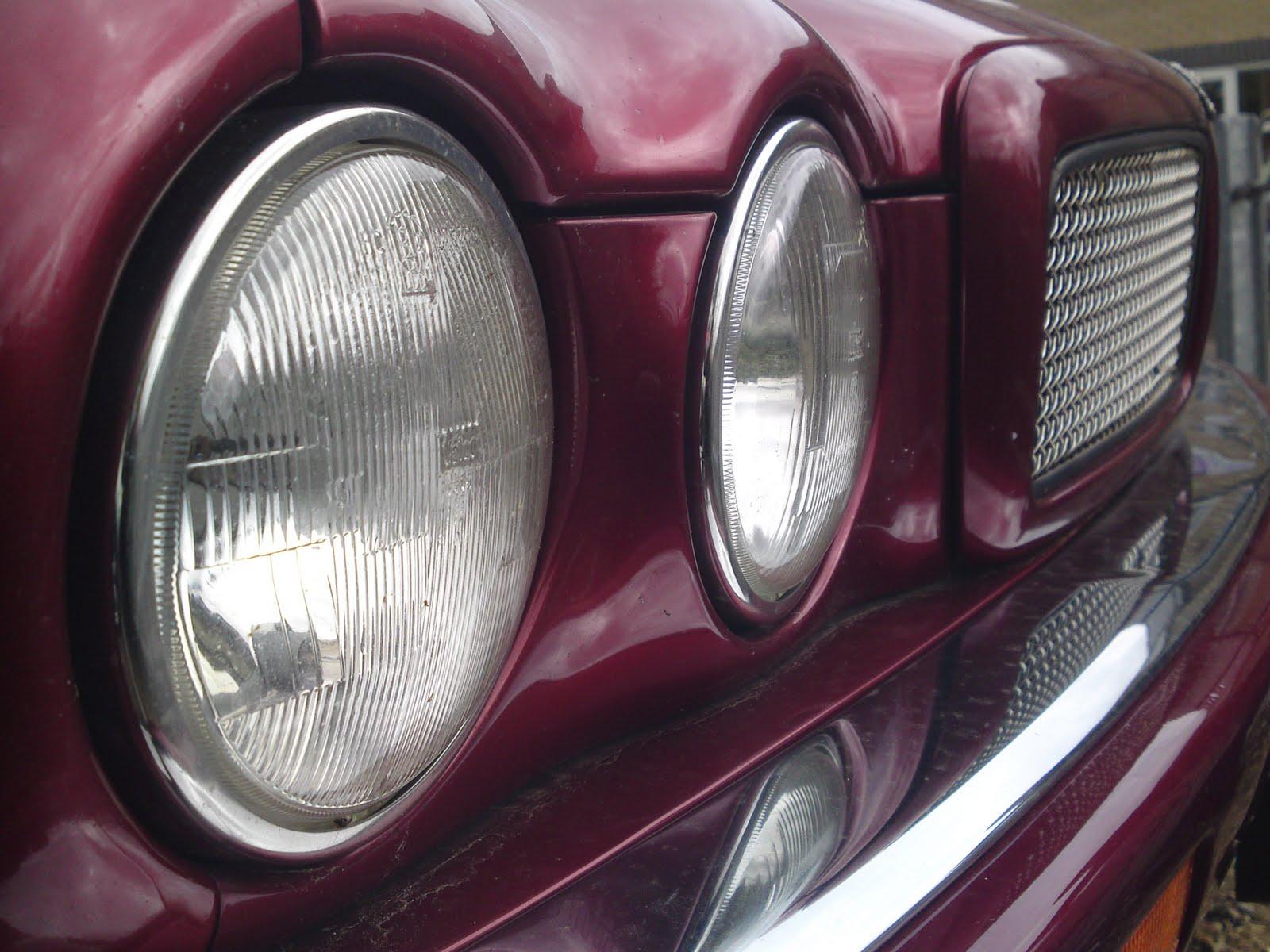Chris Haining Writes: Driven #34:- '95 Jaguar XJ6 3.2 Sport