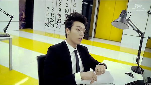 Super Junior-M Swing Donghae