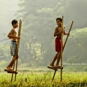 permainan tradisional indonesia my country